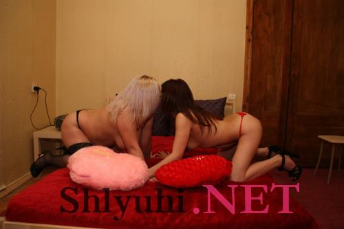 Проститутка Лена и Саша